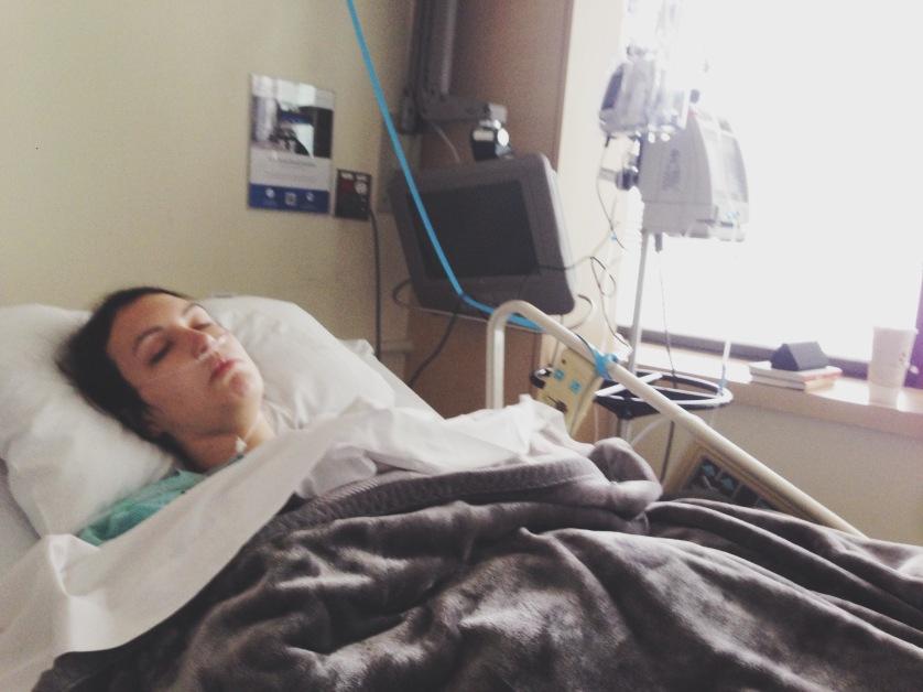 Hospital Recovery Room
